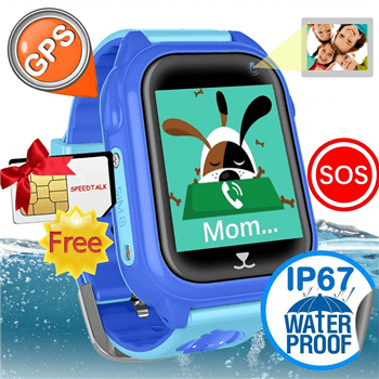 How to Track Your Kids with Kid's Smart Watches