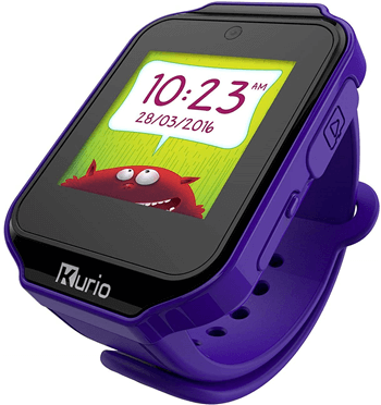 Kurio Smart Watch Review - Smartwatch for Kids of 2018