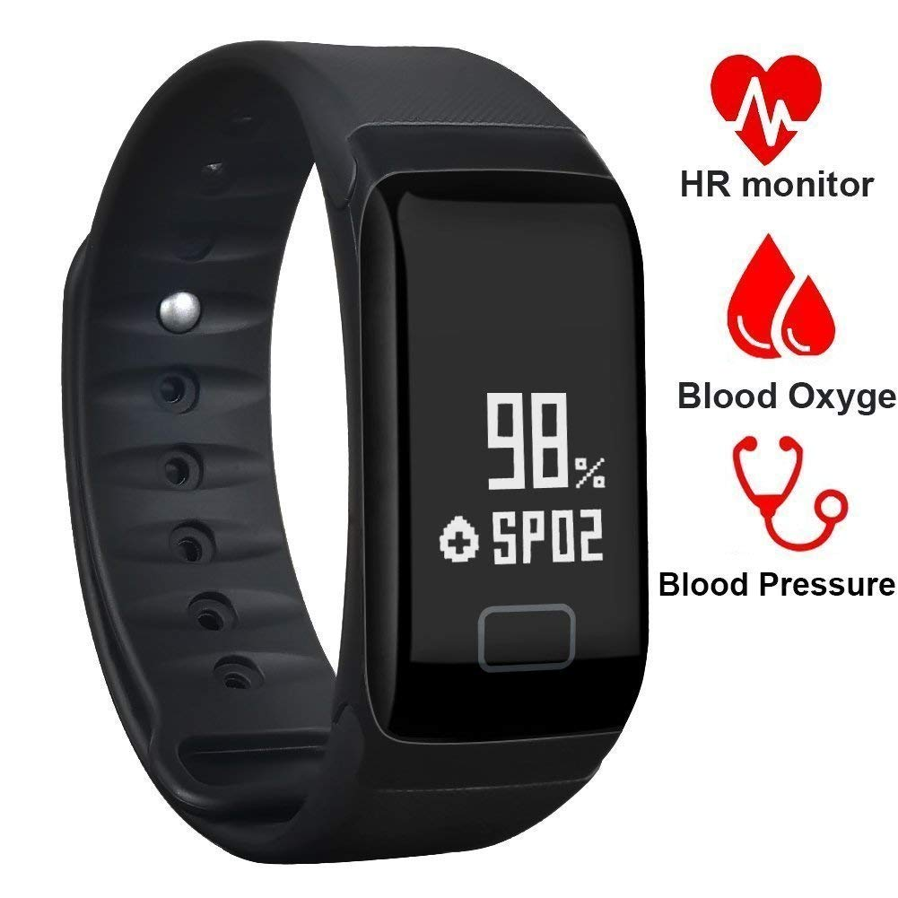 SBIT Fitness, Sleep, Heart Rate Tracker Watch