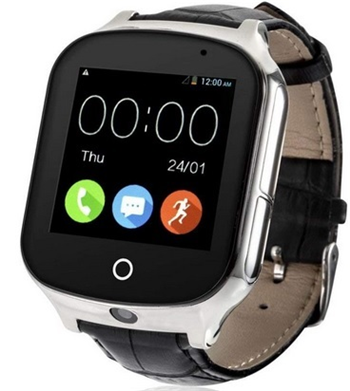 Smallest GPS Tracking Devices - tycho gps smartwatch