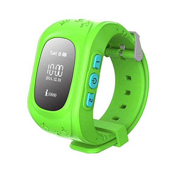cheap GPS tracker watch