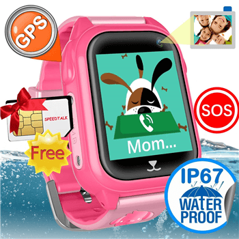 The Best 10 Kids GPS Tracking Watches for Children