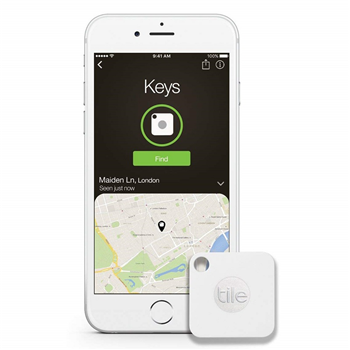 How The Tile Tracking Device Helps You Find Your Lost Things