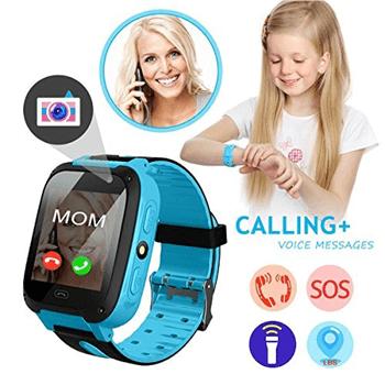 Los Mejores Teléfonos Relojes Inteligentes Para Niños De T-Mobile