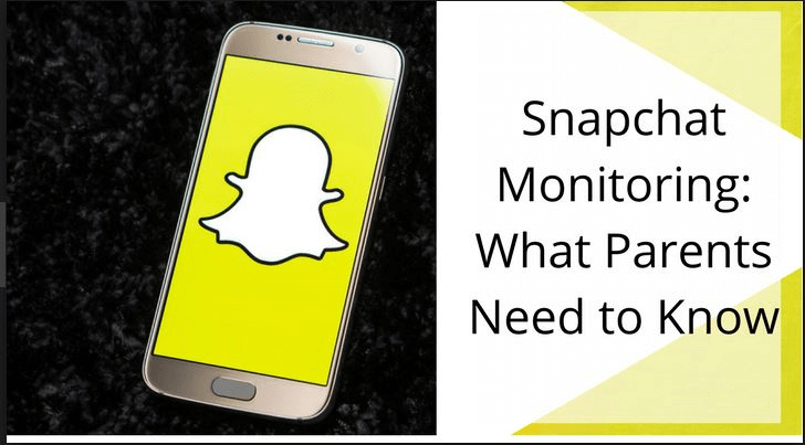 Something parents must know about Snapchat monitoring