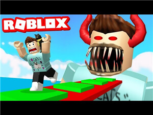 inappropriate roblox scary and horrible games - Obby Games