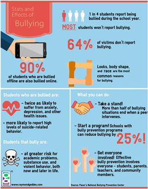 how does bullying affect people 8