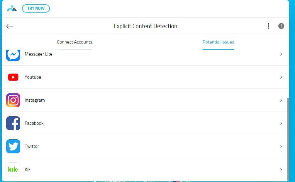 Explicit-content-detection