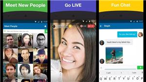 location based dating app - skout