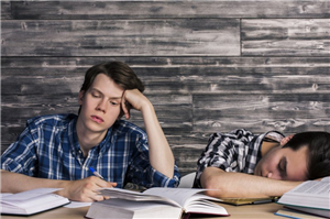 sleep deprivation in teens 1