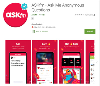 What Is Askfm: A New App for Kids To Suffer Cyberbullying?