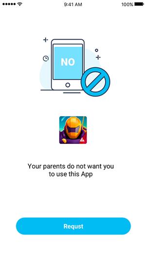control parental circle 8