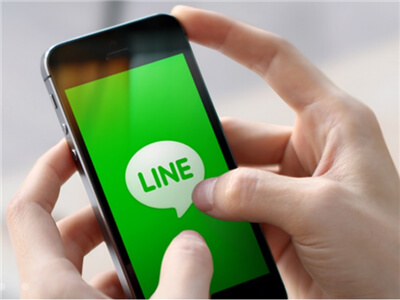 line chat app review 1