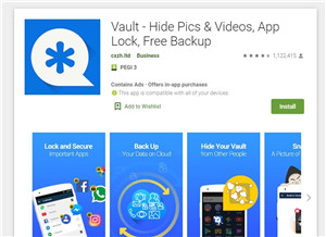secret folder app review 2