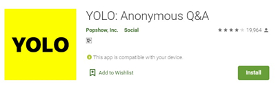 yolo anonymous app review 2