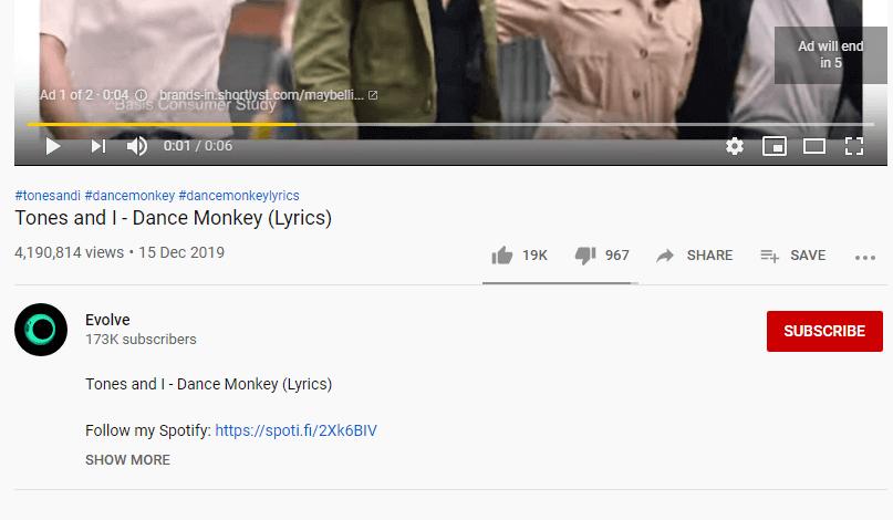 block videos on YouTube 5