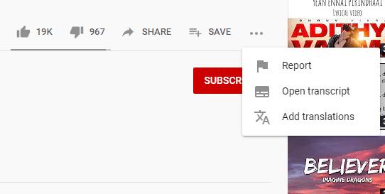 block videos on YouTube 6