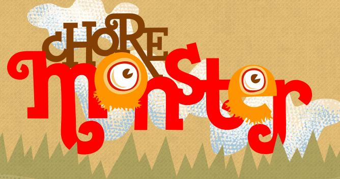 Aplicación Chore Monster