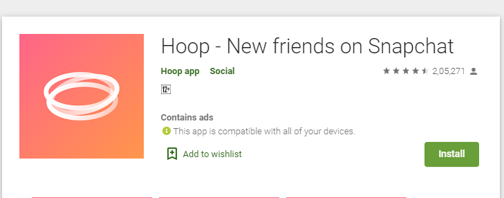 how kids use Hoop App