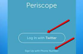 Download Periscope App