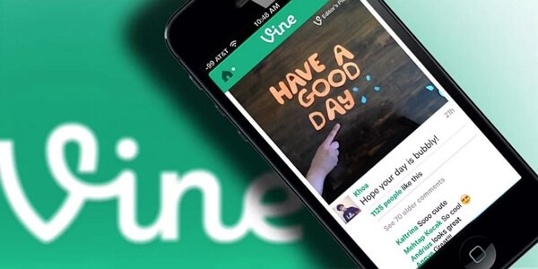 most dngerous apps for tweens - Vine App