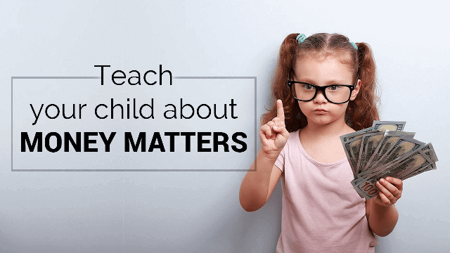 Why parents need to teach kids about money