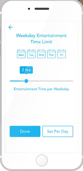 UnGlue App Entertainment Time