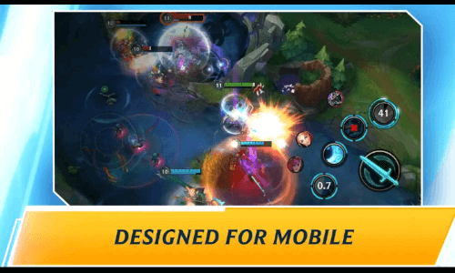 League of Legends: WR Mobile