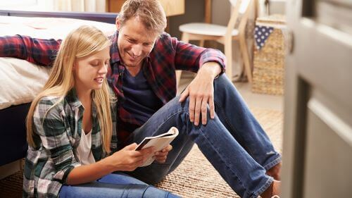 Fun things for Teens to Do - Read books together