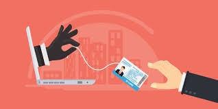 Identity Theft Online Job