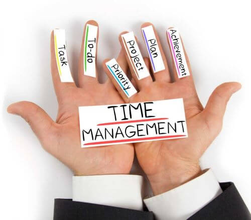 Time Management - Part time after school job