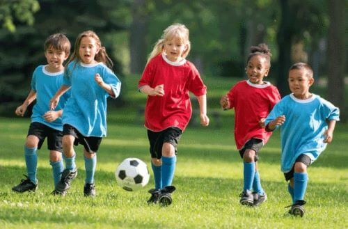 Solution to Childhood Obesity - Encourage Physical Activity
