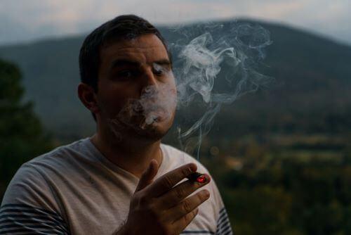 Cause of Teen Smoking - Parents Influence