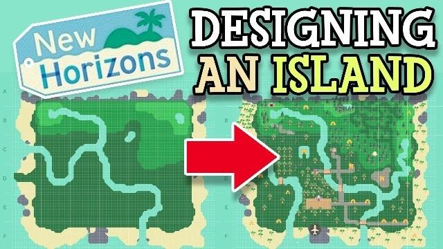 Animal Crossing: New Horizons - Rebuild the Island