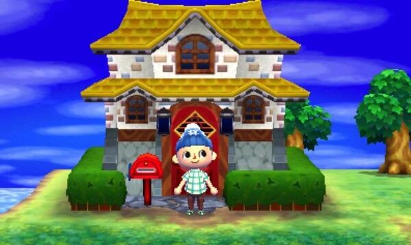 Animal Crossing: New Horizon - House Customization