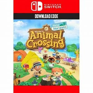 Nintendo Switch: Animal Crossing - Real-time Illustration