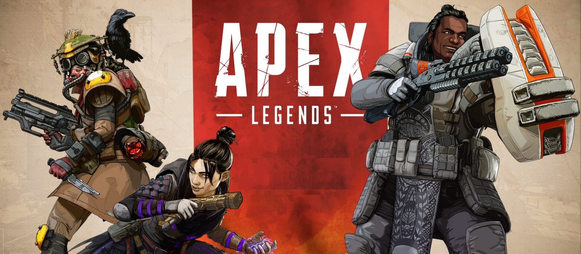 Apex Legends - a battle royal game
