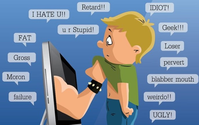 Exposure to cyberbully