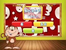 cool math game - Monkey Math