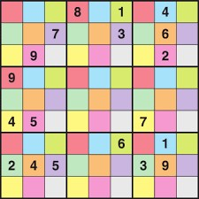 cool math game - Sudoku