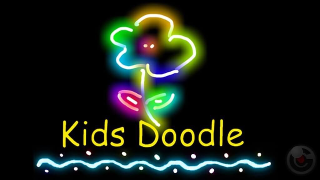 Kids Doodle  Color Draw app