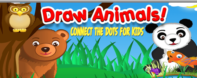 Draw Animals for Kids Free