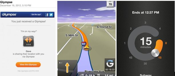 features of Mapmyrun GPS