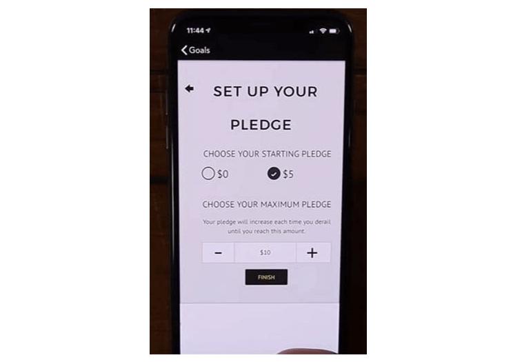 best iphone habit tracker - Beeminder