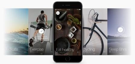 habit tracker app for ios - Today