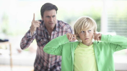 Modern Parenting issue - Disobey