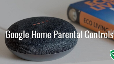 Google Home Parental Control