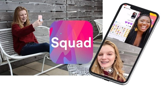 Squad App Parents Review: Risky Screen-Sharing Chat App