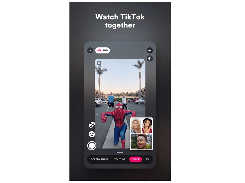 kids' video chat tool