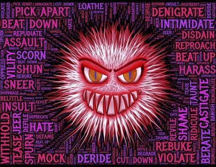dangers of cyber bully
